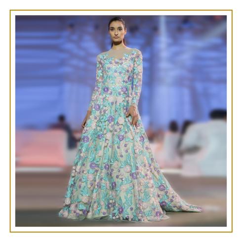 2_Manish Malhotra Label Gown