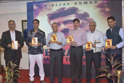 Book Launch Veerappan
