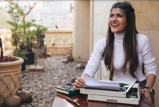 Ananya Birla - The stunning
