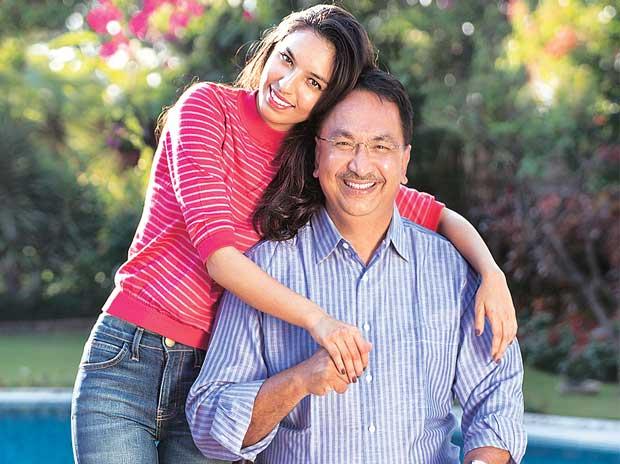 Vikram and Manasi Kirloskar