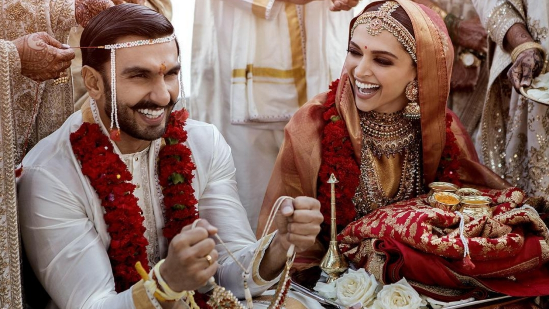Deepika Padukone and Ranveer Singh Wedding