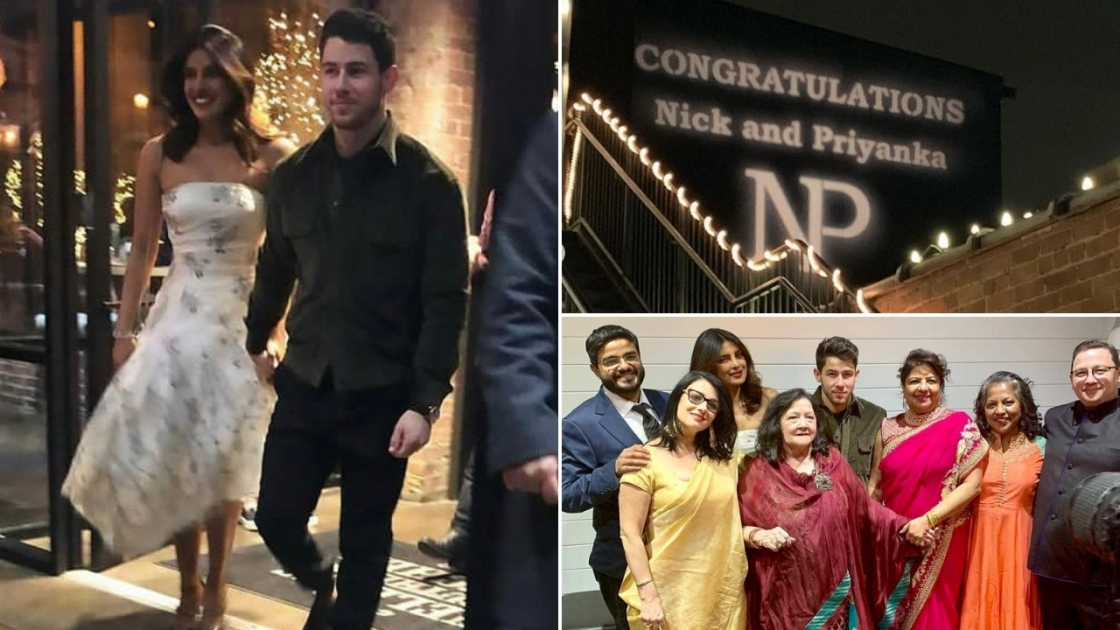 Priyanka Chopra and Nick Jonas wedding reception